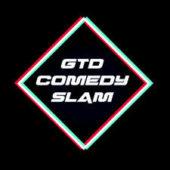 Andy Sauerweins GTD Comedy Slam Logo