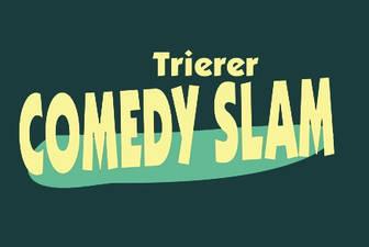 Trierer Comedy Slam Logo